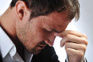 man with severe headache has polysubstance abuse problem