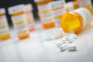 evidence of some of the most abused prescription drugs